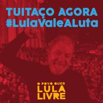 Cronaca del sequestro del prigioniero politico cittadino Luiz Inácio Lula da Silva