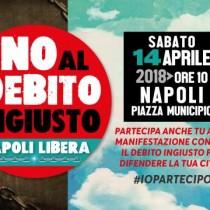 """Sabato 14 aprile a Napoli contro il debito """"odioso"""""""