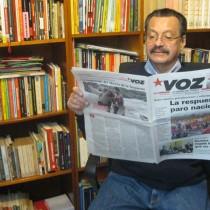 Condoglianze per la scomparsa del compagno Carlos Lozano Guillén