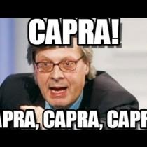 Sutri (Viterbo), Acerbo vs Sgarbi: «Non faccia la capra, non esiste nessuna lista da Rifondazione a Casapound…»