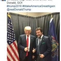 Salvini, Acerbo: «Prima i ricchi! Salvini è il nostro Trump!»