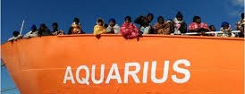 Migranti, Prc: «Calvario Aquarius senza fine. Torniamo umani»