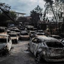 Per la Grecia. Solidarietà con le vittime degli incendi