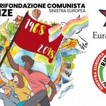 Festa nazionale di Rifondazione, a Firenze, dal 5 al 9 settembre: Ribellarsi è giusto!