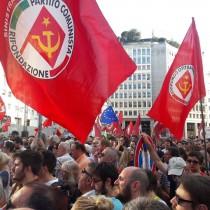 Prc Milano: grande manifestazione di popolo, no a strumentalizzazioni