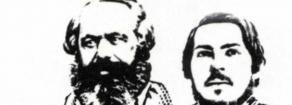 Marx, Engels e l'overshootday