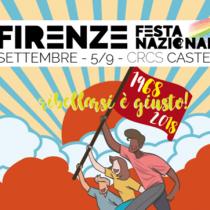 Festa Nazionale di Rifondazione 2018 a Firenze: un successo!