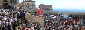 La marcia Perugia – Assisi e l'iniziativa di Potere al Popolo