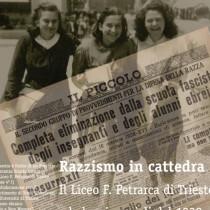 Leggi razziali, Acerbo: Vergognosa censura locandina a Trieste. Ricordare orrori nazifascisti è doveroso