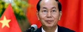 Le nostre condoglianze per la scomparsa del Presidente della Repubblica Socialista del Vietnam