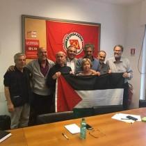 Rifondazione Comunista alla Perugia Assisi con la comunità palestinese