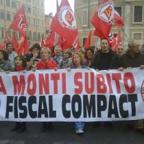 Manovra – Prc: «Né con la Commissione UE, né con il governo. Ci vuole un'alternativa».