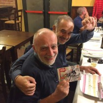 Intervista al vignettista Danilo Maramotti, neoiscritto a Rifondazione Comunista
