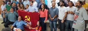 Partido Comunista do Brasil: Resistenza e difesa della democrazia iniziano subito