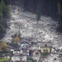 """Bombardamento climatico: necessario ripensare i concetti di """"difesa e sicurezza"""""""