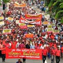 Protesta popolare per democrazia in Sri Lanka! Domenica 11 a Roma