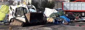 Baobab – Prc: «Effetto Salvini: in cento per strada»