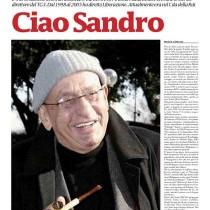 Sandro Curzi dieci anni dopo