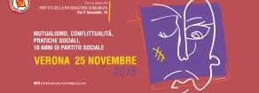 Partito Sociale: incontro a Verona domenica 25 novembre