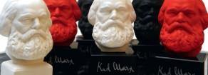 Karl Marx impigliato nel futuro