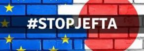Strasburgo non voti quel trattato! Rifondazione Comunista è contro l'approvazione del jefta
