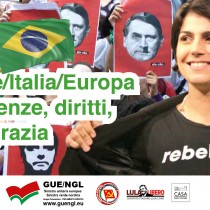 Manuela D'Avila, lampi di sinistra brasiliana nel ciclone Bolsonaro