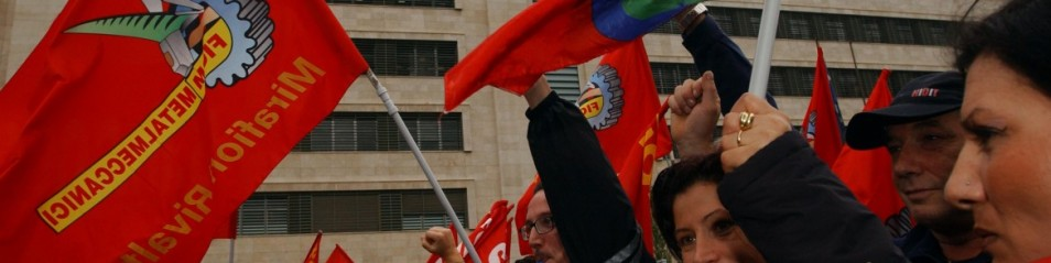 Locatelli (Prc-Se): Basta dare credito ai padroni di Fca