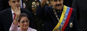 Il Venezuela si rispetta: con il legittimo presidente Maduro