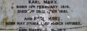 Il Prc-SE condanna l'atto vandalico alla tomba di Karl Marx