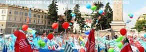 Lavoro – Rifondazione Comunista il 9 in piazza con i sindacati