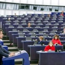 Il premier Conte al Parlamento europeo a Strasburgo, intervento di Eleonora Forenza