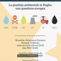 SUDÈUROPA, Beni comuni e giustizia ambientale in Puglia: una questione europea