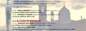 La città ai tempi del neoliberismo, convegno a Bergamo sabato 6 aprile