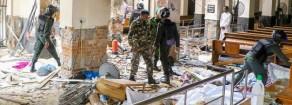 Sri Lanka: ferma condanna attentati terroristi