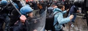 1 maggio a Torino: no alla repressione
