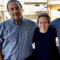 Mimmo Lucano vota Eleonora Forenza e La Sinistra