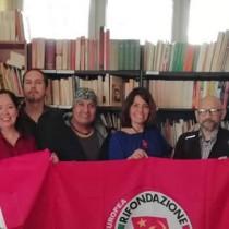 A Torino l'incontro tra gli esponenti messicani di Morena e il Prc