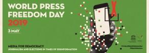 Giornata libertà di stampa, solidarietà ai giornalisti e alle giornaliste perseguitati e incarcerati in tutto il mondo