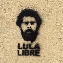 Lula, prigioniero politico