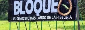 Cuba: basta blocco criminale e nuove sanzioni di Washington!