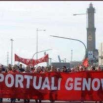 """Portuali di Genova: """"Se la Sea Watch viene qui, il porto glielo apriamo noi"""""""