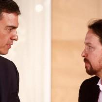 L'arroganza del PSOE