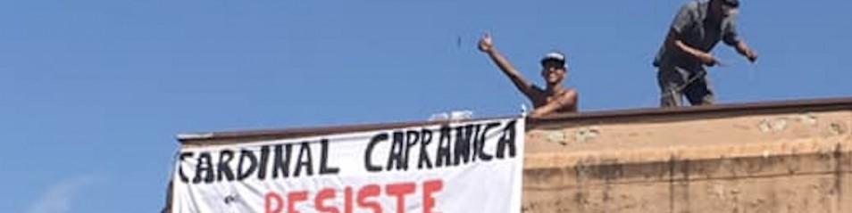 Roma. Acerbo (PRC): 30 blindati contro 80 bambini. Stop sgomberi