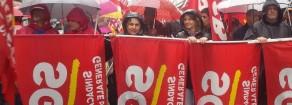 Solidarietà a Giusi, licenziata per antifascismo