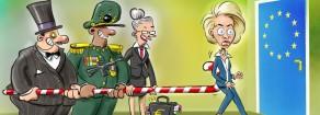 GUE/NGL: Von der Leyen, presidente dello status quo