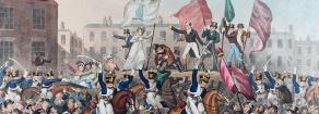 Jeremy Corbyn ricorda il massacro di Peterloo (16 agosto 1819)