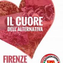 Assemblea nazionale aperta di Rifondazione Comunista. Firenze 22 settembre