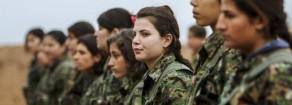 A difesa del Rojava, contro l'aggressione turca. A fianco della prima rivoluzione del XXI secolo
