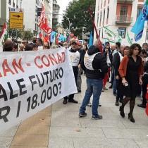 """Rifondazione, sciopero Conad-Auchan: """"prima le persone poi le cose?"""""""