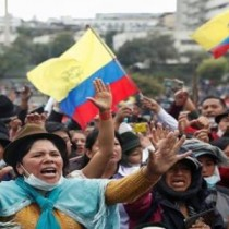 Ecuador: basta con il FMI e la repressione del governo Moreno!